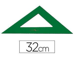 EDDING ESCUADRA PLASTICO FABER 32CM 566 32CM MAK600040