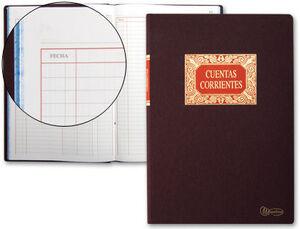 MIQUELRIUS LIBRO CTAS/CTES Fº NATURAL 100H 4022/61069 MAK001174