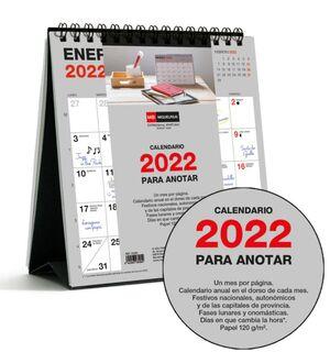 MIQUELRIUS CALENDARIO SOBREMESA 2022 14X15CM MR28095