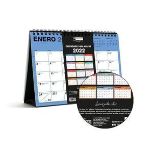 MIQUELRIUS CALENDARIO SOBREMESA 2022 A5 CHROMAT MR28103