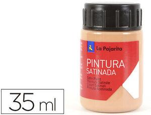 PINTURA LATEX LA PAJARITA SIENA OSCURO 35 ML