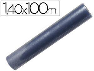 ROLLO PLASTICO FORRALIBROS 1,40X100 MT