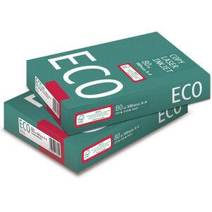 PLUS OFFICE PAPEL ECO A4 80GR 500H BLANCO ECO/CAMPUS MAK001021