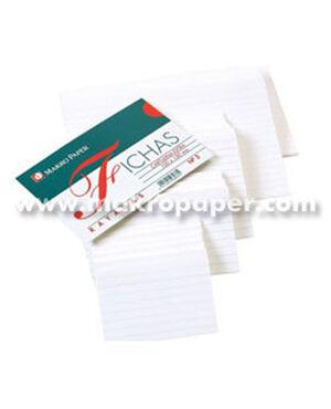 PLUS OFFICE FICHA CART.LISA Nº5 160X215 P/100 F-5L MAK035121