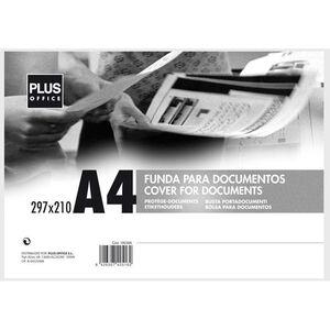 CAMPUS FUNDA DOCUMENTOS PLUS A4 RIGIDA TRANS 5806 MAK180396