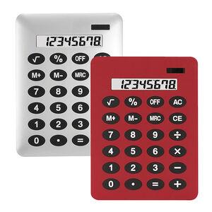 CALCULADORA PLUS EM-635 A4 2 COLORES 785255