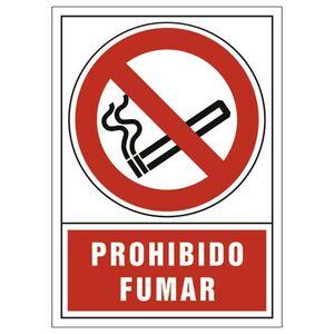 PICTOGRAMA SYS PROHIBIDO FUMAR