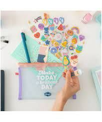 KIT TO DECORATE YOUR DIARY - MAKE TODAY