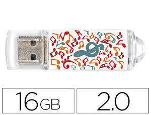 PENDRIVE TECH1TECH 16GB MUSIC DREAM TEC4003-16 MAK247729