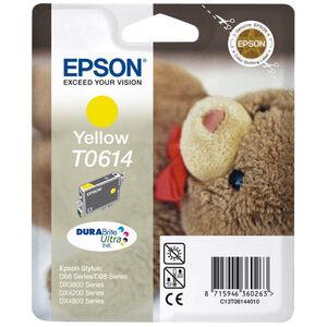 CARTUCHO EPSON T0614 AMARILLO *