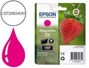 CARTUCHO EPSON 29 C13T29834012 MAGENT C13T29834012 MAK165726