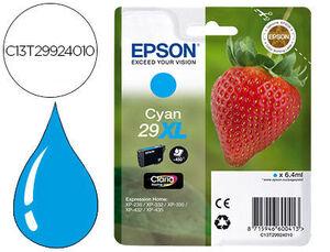 CARTUCHO EPSON 29XL CIAN C13T29924012 MAK165729