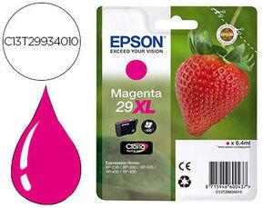 CARTUCHO EPSON 29XL MAGENTA C13T29934012 MAK165730