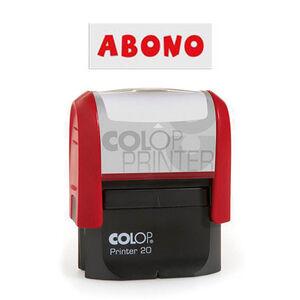 COLOP SELLO COMERCIAL COLOP ABONO ROJO 00173061 MAK040131