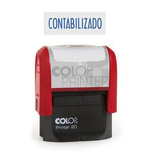 COLOP SELLO COMERCIAL COLOP CONTABILIAZ.AZU 151712/141684 MAK040130