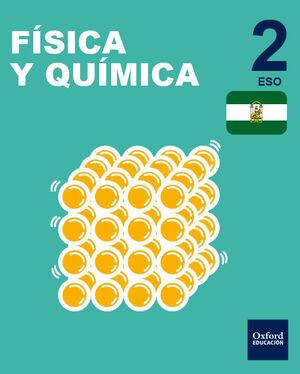 INICIA FÍSICA Y QUÍMICA 2.º ESO. LIBRO DEL ALUMNO. ANDALUCÍA