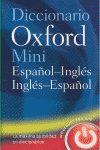 MINI DICCIONARIO INGLÉS-ESPAÑOL 4 ED REV