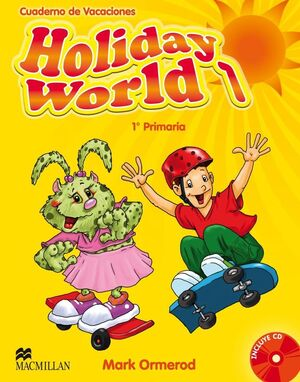 HOLIDAY WORLD 1º EDUCACION PRIMARIA PACK 11