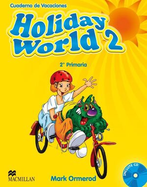 HOLIDAY WORLD 2º EDUCACION PRIMARIA PACK 11