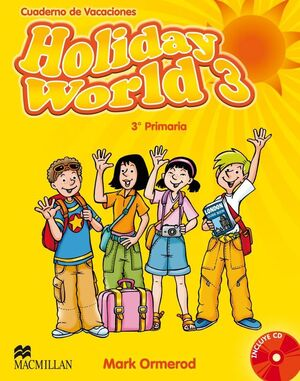 HOLIDAY WORLD 3º EDUCACION PRIMARIA PACK 11