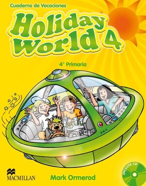 HOLIDAY WORLD 4º EP PACK 11