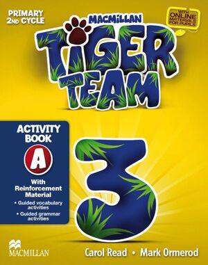 TIGER TEAM 3§EP WB A 14 PACK+SKILL                     HEII