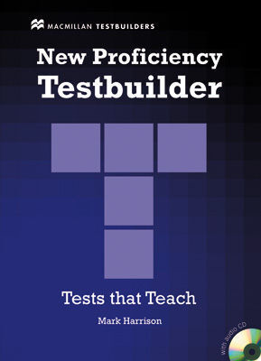 NEW PROFICIENCY TESTBUILDER W/O KEY MACMIL INT
