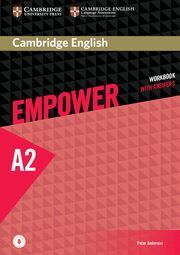 CAMBRIDGE ENGLISH EMPOWER ELEMENTARY WORKBOOK WITH ANSWERS WITH DOWNLOADABLE AUD