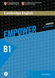 CAMBRIDGE ENGLISH EMPOWER PRE-INTERMEDIATE WORKBOOK WITH ANSWERS WITH DOWNLOADAB