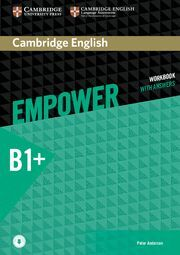 CAMBRIDGE ENGLISH EMPOWER INTERMEDIATE WORKBOOK WITH ANSWERS WITH DOWNLOADABLE A