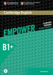 CAMBRIDGE ENGLISH EMPOWER INTERMEDIATE WORKBOOK WITHOUT ANSWERS WITH DOWNLOADABL