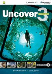 UNCOVER. STUDENT'S BOOK. LEVEL 3