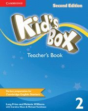 KID'S BOX LEVEL 2 TEACHER'S BOOK 2ND EDITION
