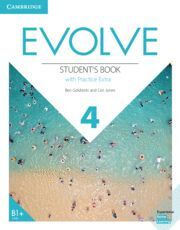 EVOLVE. STUDENT'S BOOK WITH PRACTICE EXTRA. LEVEL 4