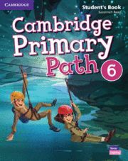 CAMBRIDGE PRIMARY PATH. STUDENT'S BOOK WITH CREATIVE JOURNAL. LEVEL 6