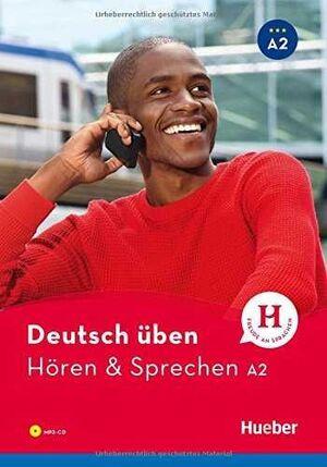 DT.UEBEN HOEREN & SPRECHEN A2