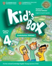 KID?S BOX UPDATED SECOND EDITION ENGLISH FOR SPANISH SPEAKERS ANDALUSIAN EDITION