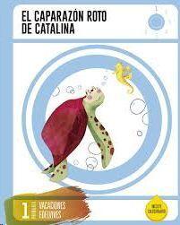 LIBRO DE VACACIONES 1º.PRIMARIA EDELVIVES