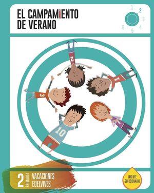 LIBRO DE VACACIONES 2º.PRIMARIA EDELVIVES