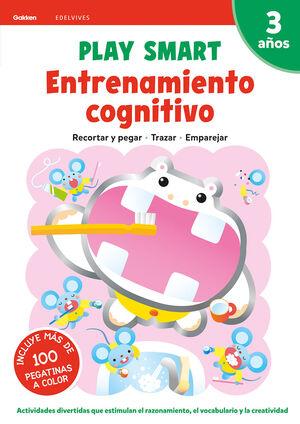ENTRENAMIENTO COGNITIVO. 3AÑOS EDELVICES