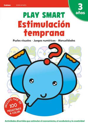 ESTIMULACION TEMPRANA. 3 AÑOS EDELVIVES