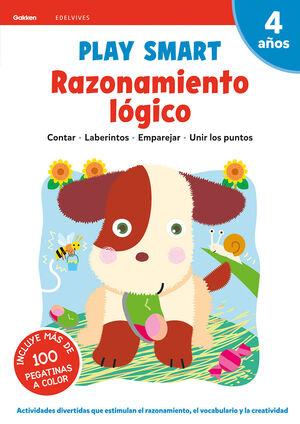 RAZONAMIENTO LOGICO 4 AÑOS EDELVIVES