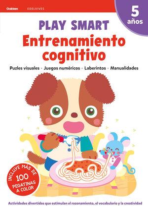 ENTRENAMIENTO COGNITIVO 5 AÑOS EDELVIVES