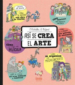 ASÍ SE CREA EL ARTE