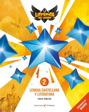 PROYECTO: LA LEYENDA DEL LEGADO. LENGUA CASTELLANA Y LITERATURA 2. COMUNIDAD DE