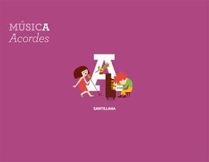 MUSICA ACORDES 6 PRIMARIA