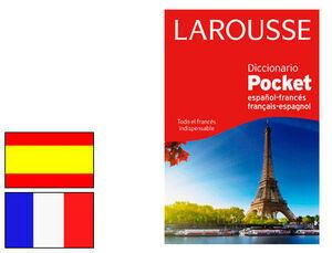 DICC.FRANCES/ESP.POCKET.LAROUSSE