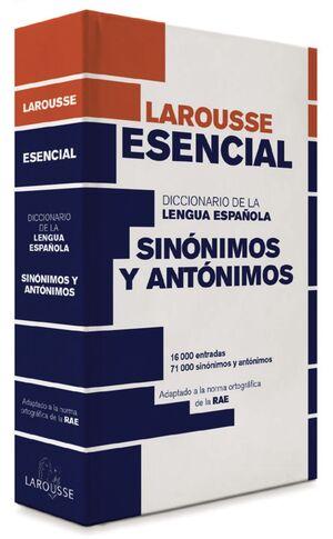 DICC.ESENCIAL SINONIMOS/ANTONIMO