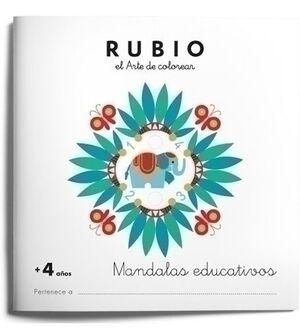 MANDALAS EDUCATIVOS RUBIO (MAS DE 4AÑOS)