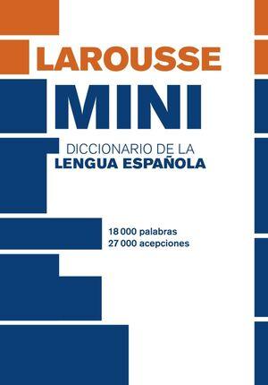 DICC.LENGUA ESPAÑOLA MINI.LAROUS
